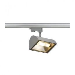 SLV 153534 Nepro 2 R7s zilvergrijs 3-fase railverlichting