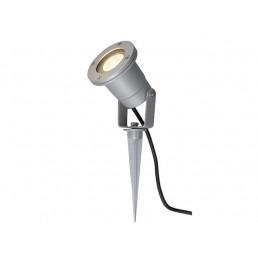 SLV 227418 Nautilus Spike zilvergrijs tuinverlichting