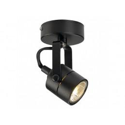 SLV 132020 Spot 79 230V zwart plafondarmatuur