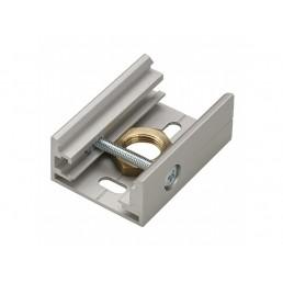 SLV 145734 Pendelclip zilvergrijs railverlichting