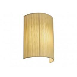 SLV 155341 Lasson WL-3 beige wandlamp