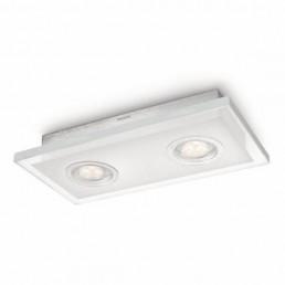 Philips Ledino Quart 316084816 led plafondlamp