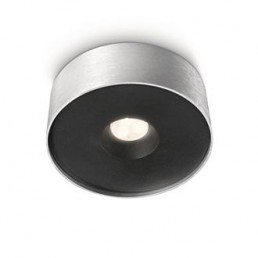 Philips Ledino Syon 321594816 led plafondlamp alu