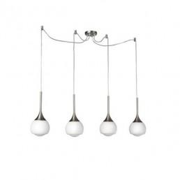 Massive Bayo 405031710 hanglamp nikkel