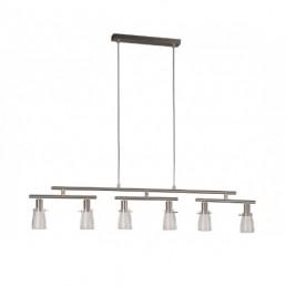 Massive Goldwyn 407191710 hanglamp nikkel