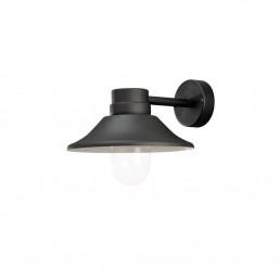 Konstsmide 412-750 Vega LED matzwart buitenverlichting
