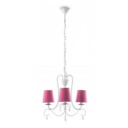 myKidsRoom Princess 415942816 roze kinderlamp Philips