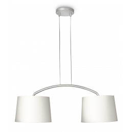 Philips myLiving Sella 42259/38/16 hanglamp cremewit