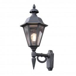 Konstsmide 481-750 Pallas zwart wandlamp buitenverlichting