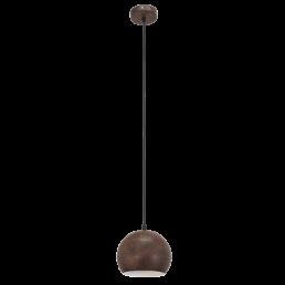 49233 Vintage Petto 3 Eglo hanglamp
