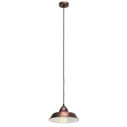 49243 Vintage Auckland Eglo hanglamp