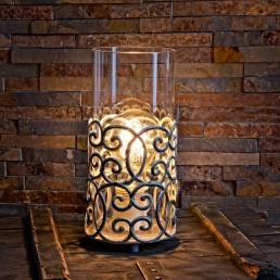 49274 Vintage Eglo tafellamp