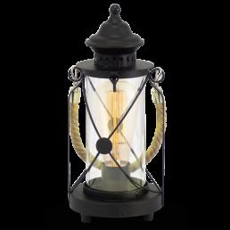 49283 Eglo Bradford Vintage tafellamp