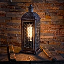 49285 Vintage Eglo tafellamp