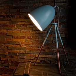 49337 Vintage Eglo tafellamp