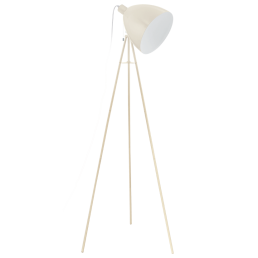 49338 Eglo Dundee Vintage vloerlamp