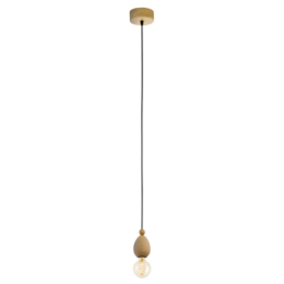 49376 Eglo Avoltri Vintage hanglamp hout