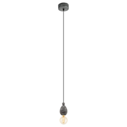 49378 Eglo Avoltri Vintage hanglamp hout