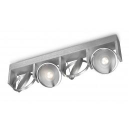 Philips Ledino Particon 531544816 led plafondlamp alu