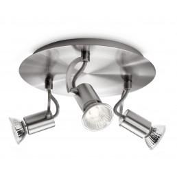 Philips myLiving Cadet 56183/17/16 plafondlamp mat chroom