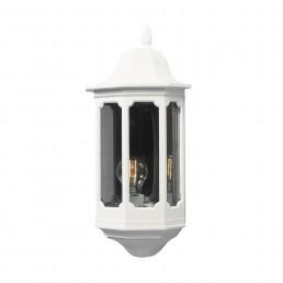 Konstsmide 566-250 Pallas wit wandlamp buitenverlichting