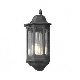 Konstsmide 566-750 Pallas zwart wandlamp buitenverlichting