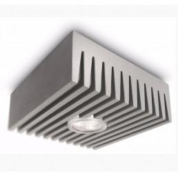 Philips Ledino Row 690688716 led plafondlamp alu