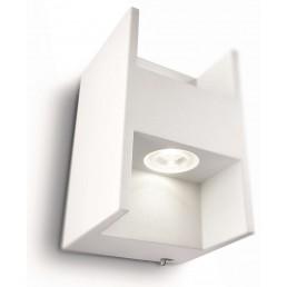 Philips Ledino Metric 690873116 led wandlamp wit