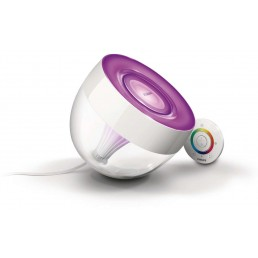 Philips Living Colors Iris Clear 7099960PH tafellamp / vloerlamp