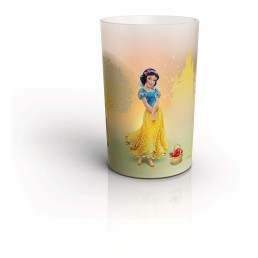myKidsRoom Snow White 717110116 Candlelight Philips
