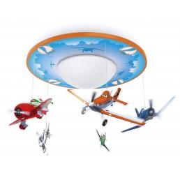 Philips Disney 717625316 Planes myKidsRoom Kinderlamp