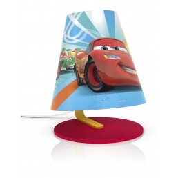 Philips Disney 717643216 Cars myKidsRoom Kinderlamp