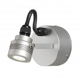 Konstsmide 7922-310 Monza metallic grijs buitenverlichting