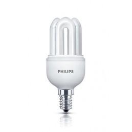 Spaarlamp E14 8W Philips Genie warmwit