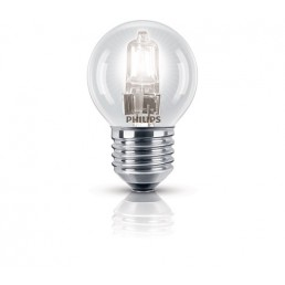 Halogen Classic Halogeenlamp kogel E27 42W