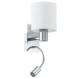 90925 Halva Eglo wandlamp