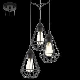 94191 Tarbes Vintage Eglo hanglamp