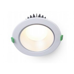 DecaLED 94507038 Wave-30M White 30W Downlight