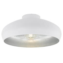 94548 Eglo Mogano Vintage plafondlamp wit