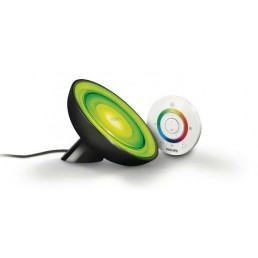 Philips Living Colors Bloom Black 7099730PH tafellamp / vloerlamp