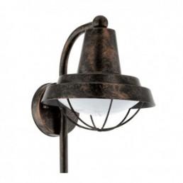 94838 Eglo Colindres koper wandlamp