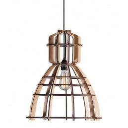 Lichtlab No.19 Industriële hanglamp MDF