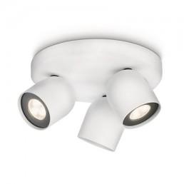 Philips Ledino Zesta 564933116 LED plafondspot wit