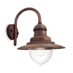 Philips Raindrop 016520616 brons myGarden wandlamp