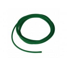 Textielkabel groen 10 meter 3-polig SLV 961275