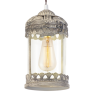 49203 Eglo Langham Vintage hanglamp