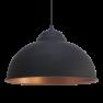 49247 Eglo Truro 2 Vintage hanglamp zwart