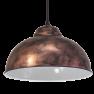49248 Vintage Truro 2 Eglo hanglamp