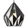 49255 Eglo Carlton 1 Vintage hanglamp