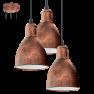 49493 Priddy 1 Vintage Eglo hanglamp